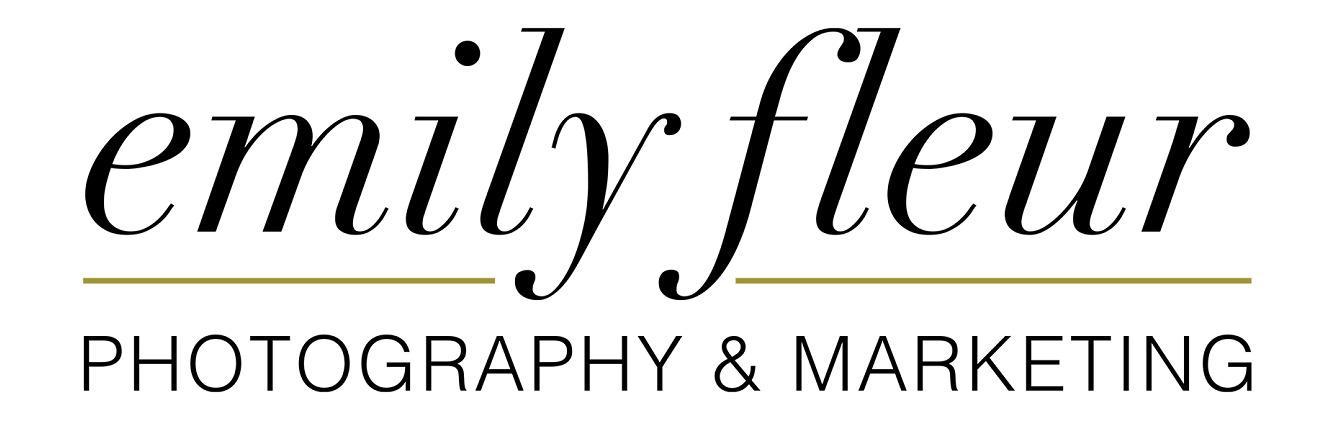 Emily Fleur Logo